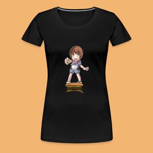 Sans titre 1 png - T-shirt Premium Femme