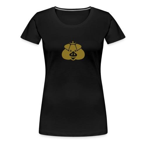Habsburger Schwein - Women's Premium T-Shirt
