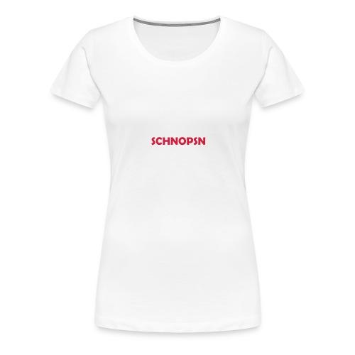 VectorLogo - Frauen Premium T-Shirt