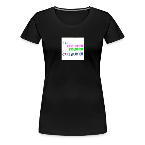 CaREvolution - Women's Premium T-Shirt