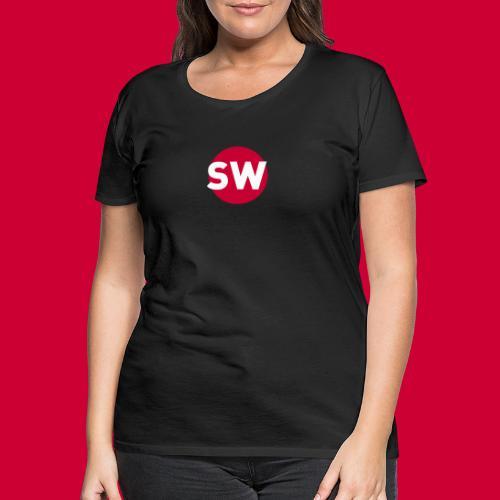 SchipholWatch - Vrouwen Premium T-shirt