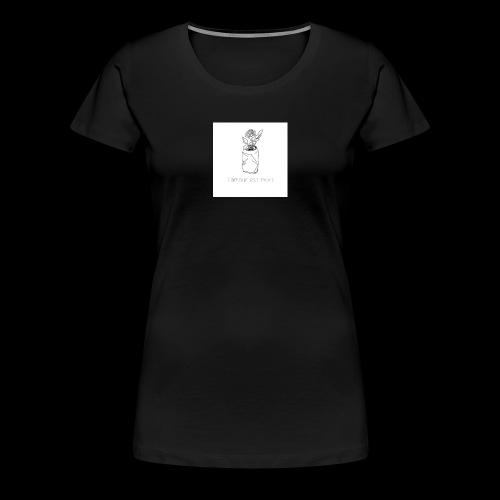 l'amour est mort - T-shirt Premium Femme
