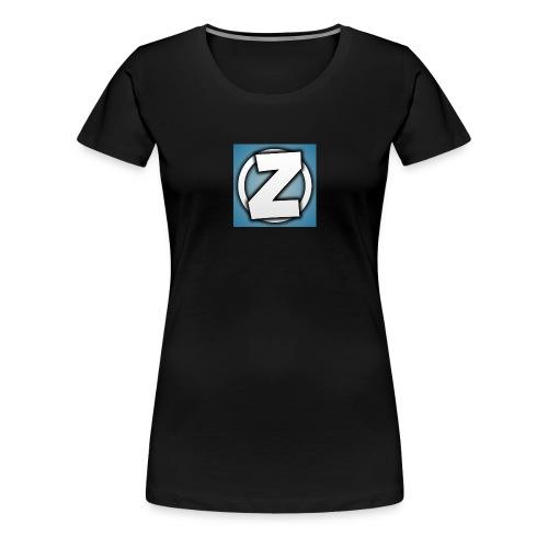ZinoYT Logo - Women's Premium T-Shirt