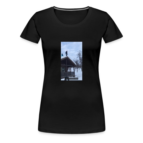 aAA magad okei - Premium T-skjorte for kvinner