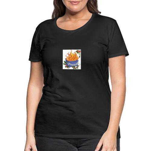 CFAD9F52 - Camiseta premium mujer