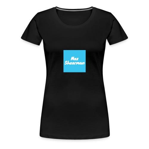 E501C272 CC2B 48AF AC30 B43C441C3A3F - Women's Premium T-Shirt
