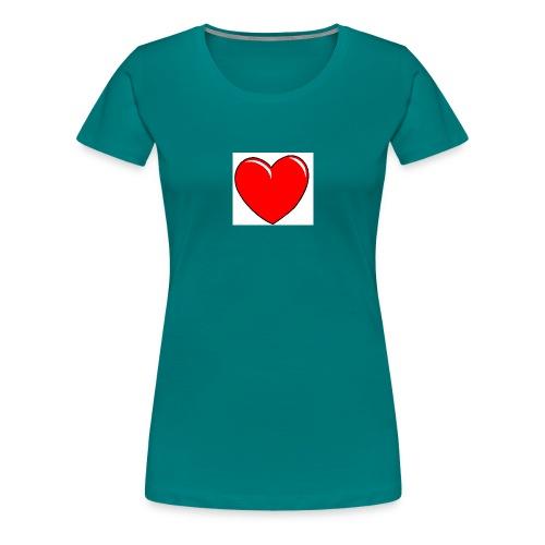 Love shirts - Vrouwen Premium T-shirt