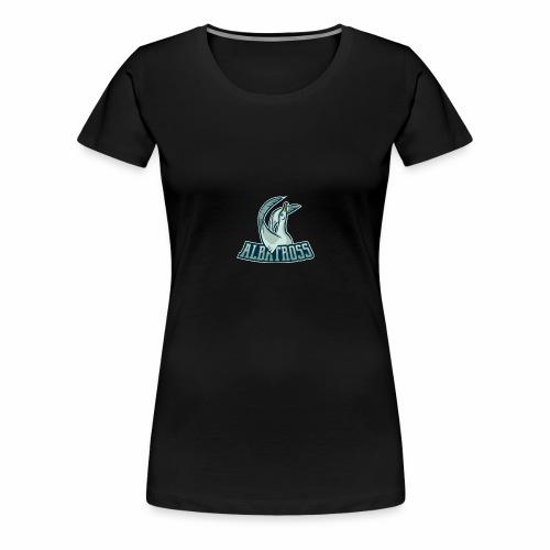 ag logo - Frauen Premium T-Shirt