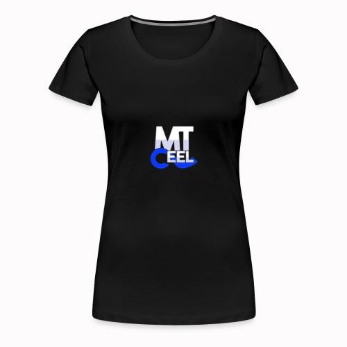MTceel official - Vrouwen Premium T-shirt