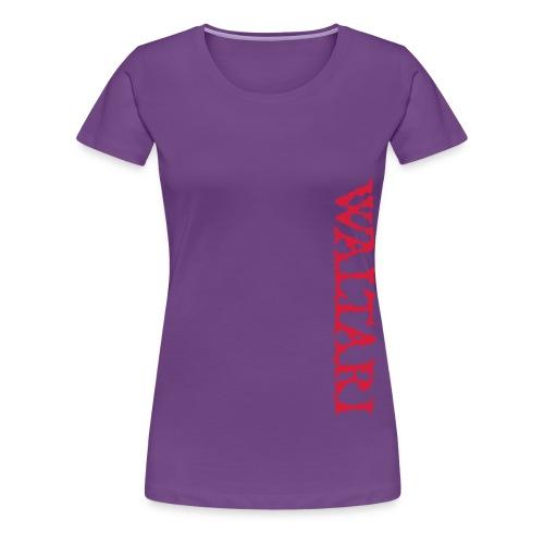 Waltari Classic SlimFit - Women's Premium T-Shirt