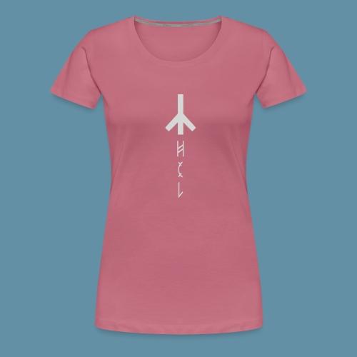 Logo Hel 02 copia png - Maglietta Premium da donna