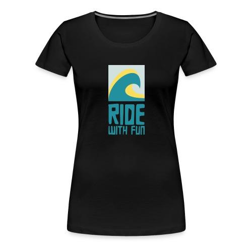rwf - Frauen Premium T-Shirt
