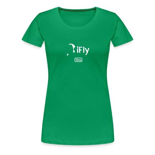 Paragliding iFly 10ms - Women's Premium T-Shirt