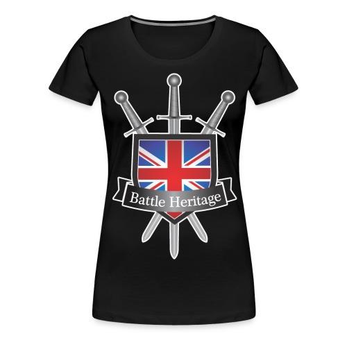 BH_TransparentBackground - Women's Premium T-Shirt
