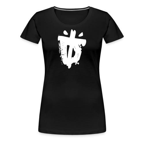 dddlll png - Maglietta Premium da donna