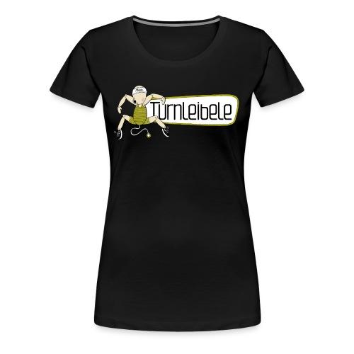 Turnleibele - Frauen Premium T-Shirt