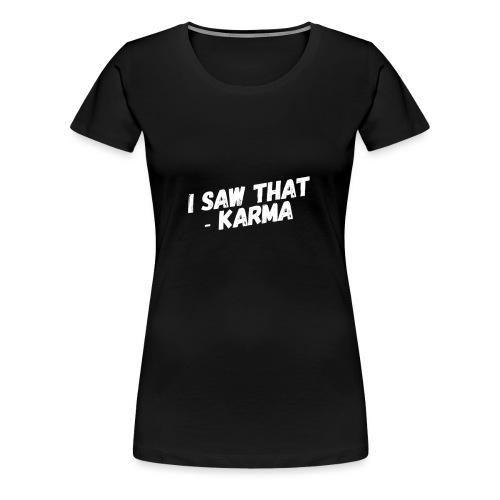 6BFA15AA E7ED 41C4 B23D 75B8AB7ACC9F - Women's Premium T-Shirt