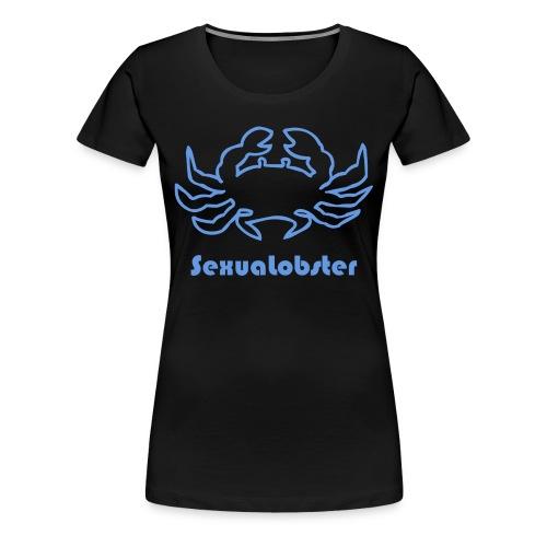 crab - Women's Premium T-Shirt