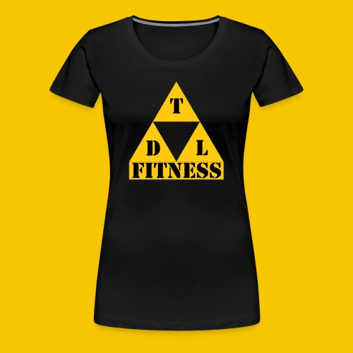 Bigger x2 Transparent - Women's Premium T-Shirt