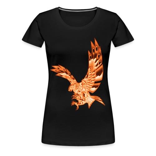 FireEagle - Maglietta Premium da donna