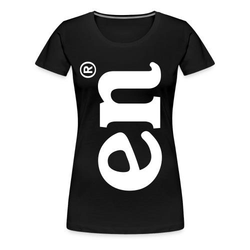 en - Vrouwen Premium T-shirt