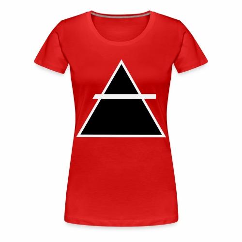ALKIMASTA LOGO (THE AIR) - T-shirt Premium Femme