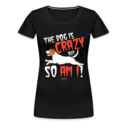 parsoncrazy2 - Women's Premium T-Shirt