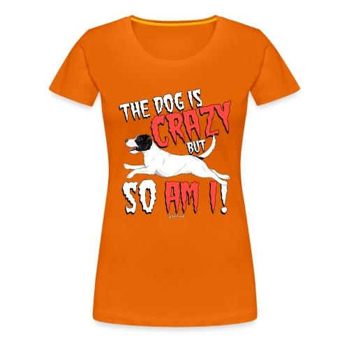 parsoncrazy3 - Women's Premium T-Shirt