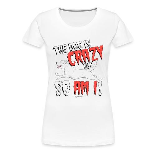 parsoncrazy4 - Women's Premium T-Shirt