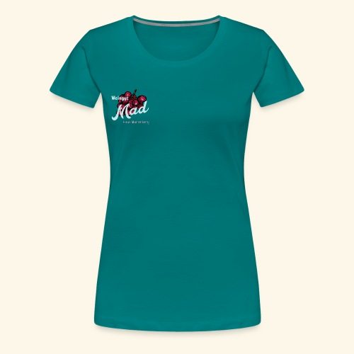 Rote Traube - Frauen Premium T-Shirt