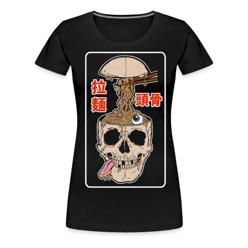 ramenv3 - Camiseta premium mujer