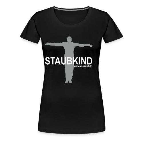 staubkind - Frauen Premium T-Shirt