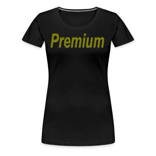 Premium - Women's Premium T-Shirt
