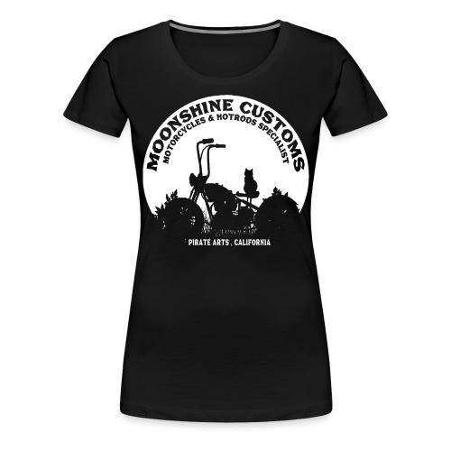 moonshineshirt png - Frauen Premium T-Shirt
