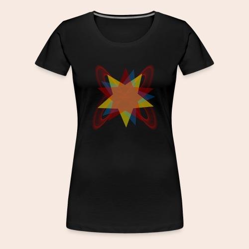 starexplosion - Frauen Premium T-Shirt