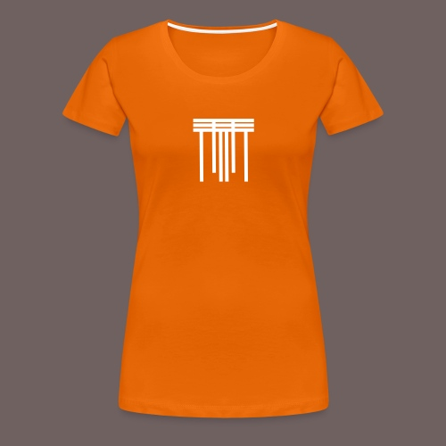 GBIGBO zjebeezjeboo - Oriental - Bamboo [FlexPrnt] - T-shirt Premium Femme