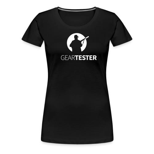 IconWeiss - Frauen Premium T-Shirt