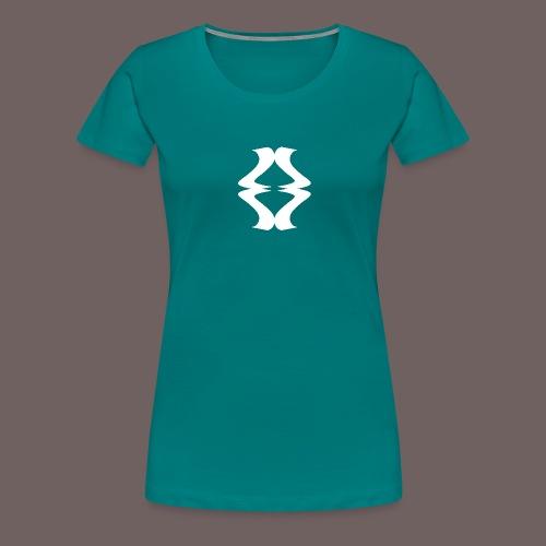 GBIGBO zjebeezjeboo - Rock - As de pique - T-shirt Premium Femme