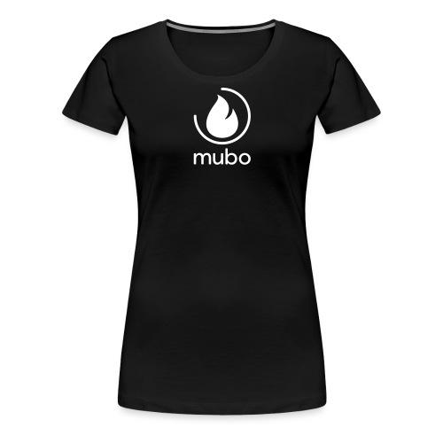 mubo logo - Women's Premium T-Shirt