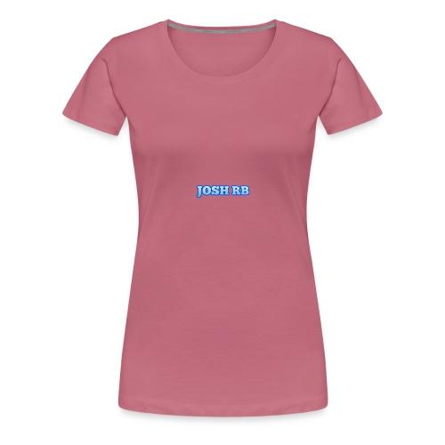 JOSH - Women's Premium T-Shirt