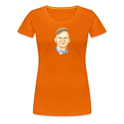 Pstaffan Webbsemla - Premium-T-shirt dam