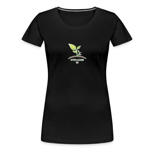 UteplassenUB - Premium T-skjorte for kvinner