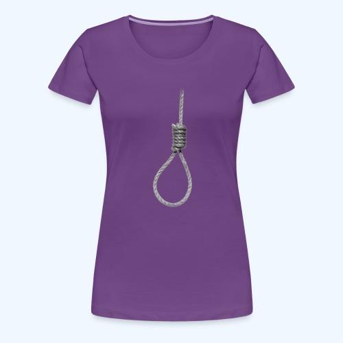 Noose - Women's Premium T-Shirt
