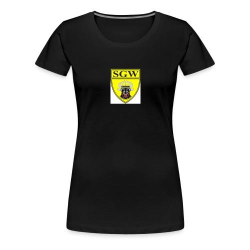 SGW jpg - Frauen Premium T-Shirt