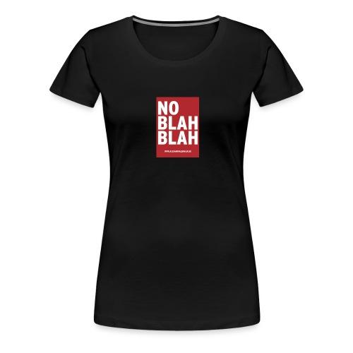aufkleber1 - Frauen Premium T-Shirt