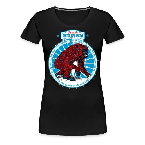 Primate Mammalian png - T-shirt Premium Femme