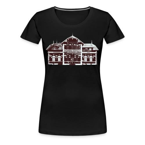 Neeborger Jung - Bahnhof - Frauen Premium T-Shirt