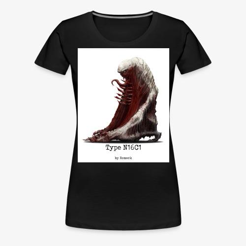 N16C1 - Frauen Premium T-Shirt