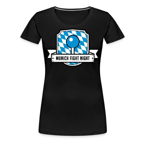 MFN Logo - Frauen Premium T-Shirt