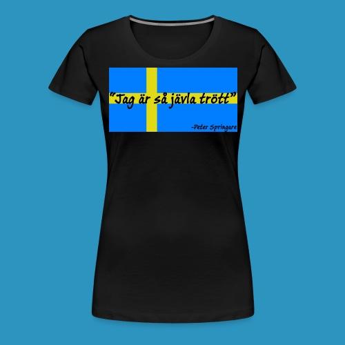 Peter png - Premium-T-shirt dam